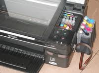 Tips Cara Memperbaiki Printer Epson Stylus TX121X