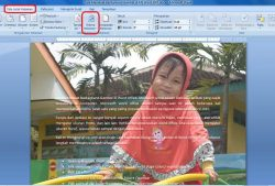 Cara Membuat Background Gambar di Word Office