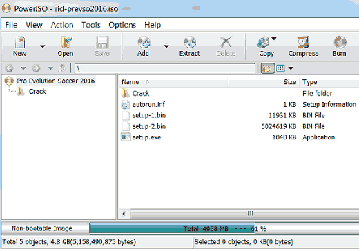 Download PowerISO Terbaru