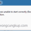 Cara Mengatasi Application Was Unable To Start Correctly 0xc0000142